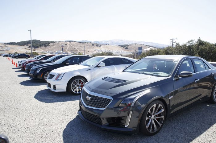 Cadillac V-Performance Hospitality Suite