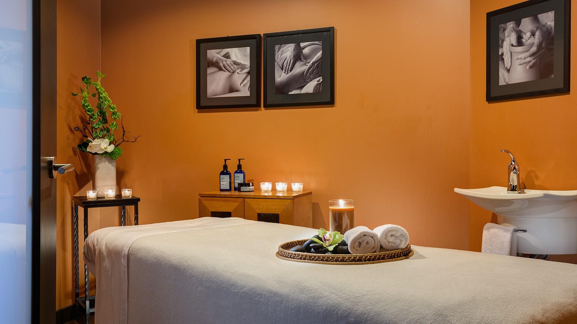 Holiday-Inspired Spa Treatments