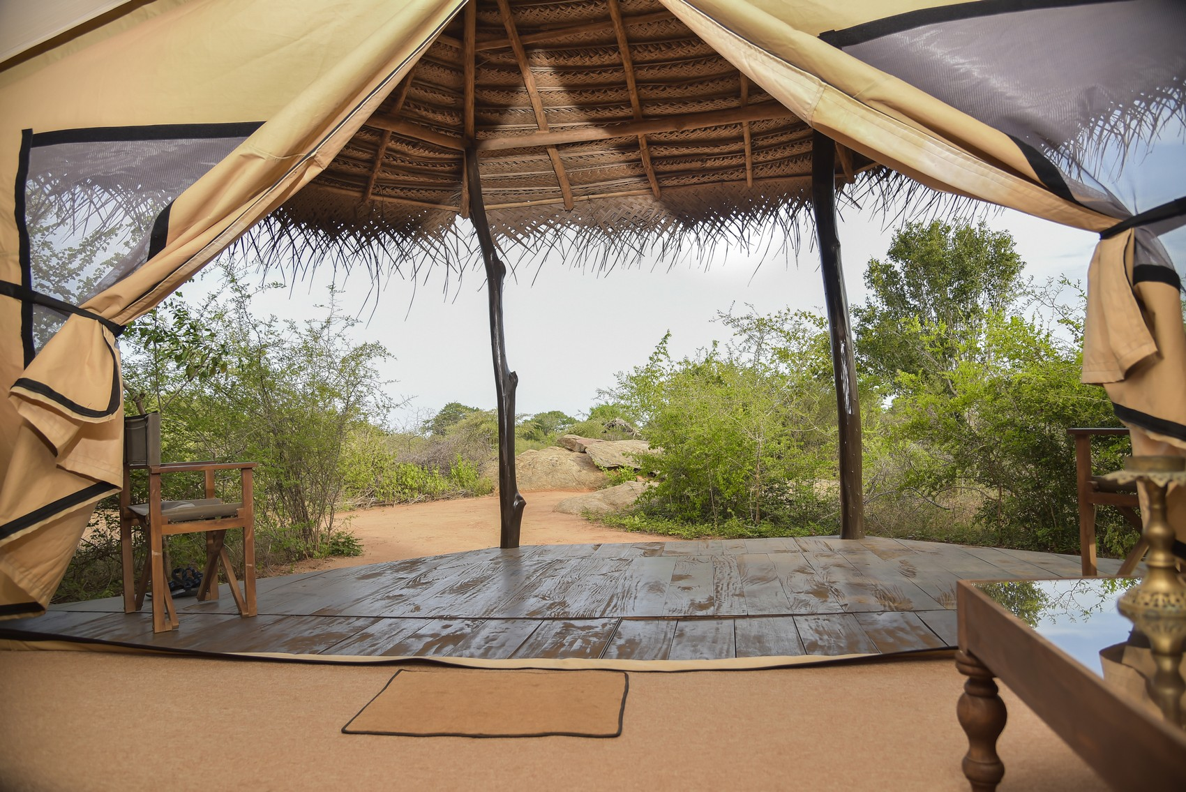 Safari Camping Hits Sri Lanka