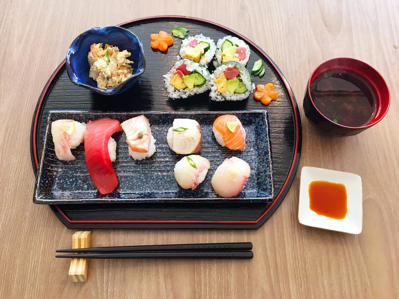 Tsukiji Cooking