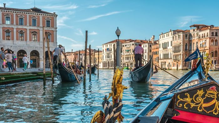 Exploring The Hotel Danieli Of Venice Italy Arguably The
