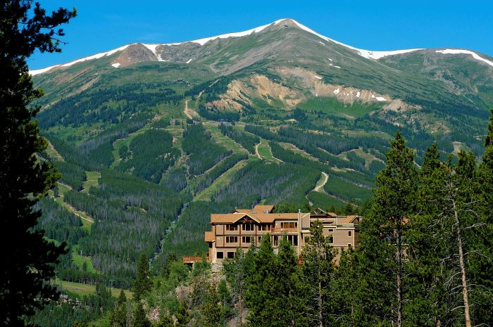 The Lodge at Breckenridge, Breckenridge, Colorado
