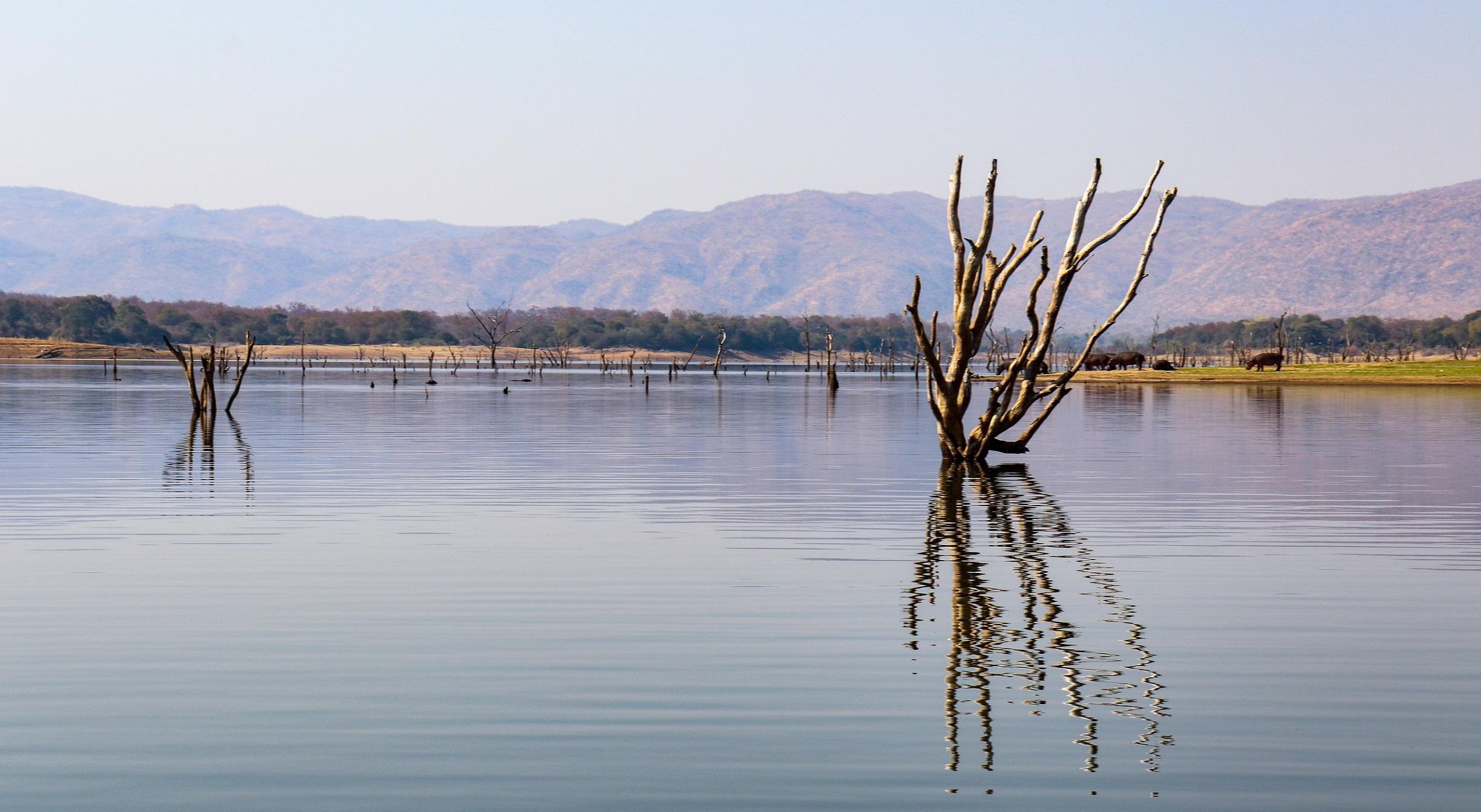 lake kariba, zimbabwe, croisieurope, cruise