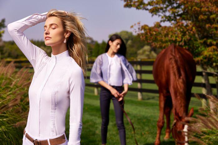 women by horse