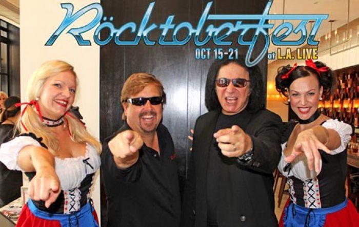 Rocktoberfest 2012 promotion