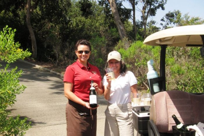 Ladies Only Golf & Wine Experience
