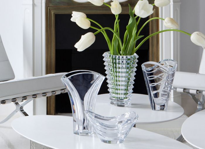 Baccarat vases
