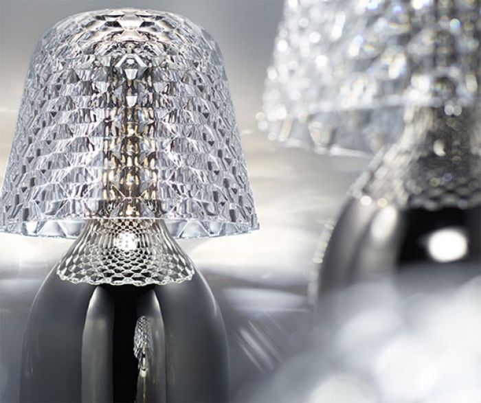 Baccarat Chrystal Lampshade