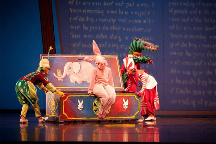 Holiday Magic With The Velveteen Rabbit