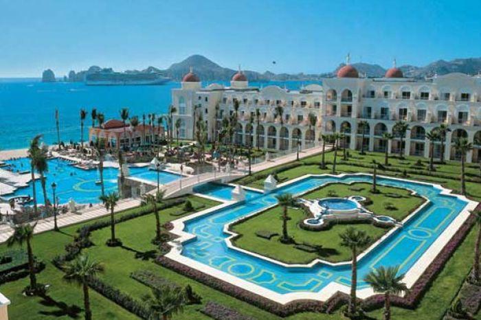 RIU Palace Cabo San Lucas pool