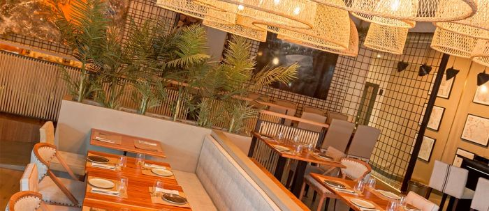 Marieta madrid restaurant