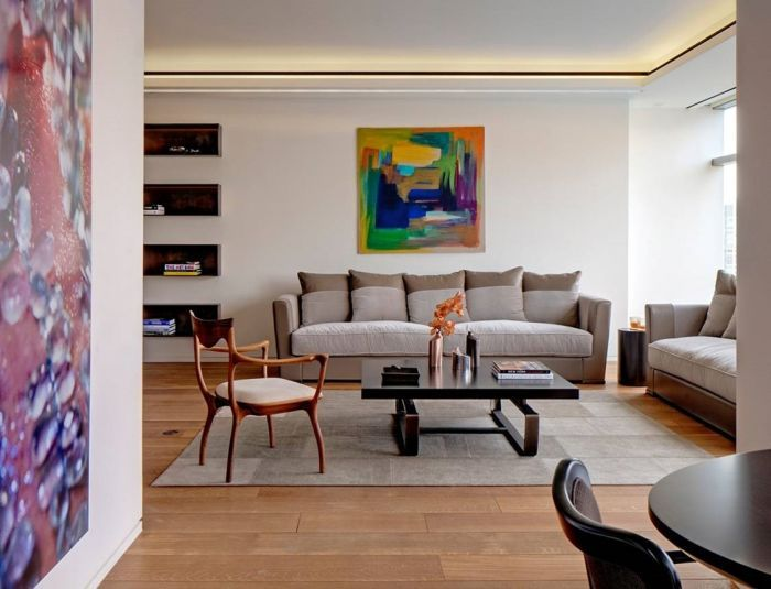 new york city, apartment, Andre Kikoski