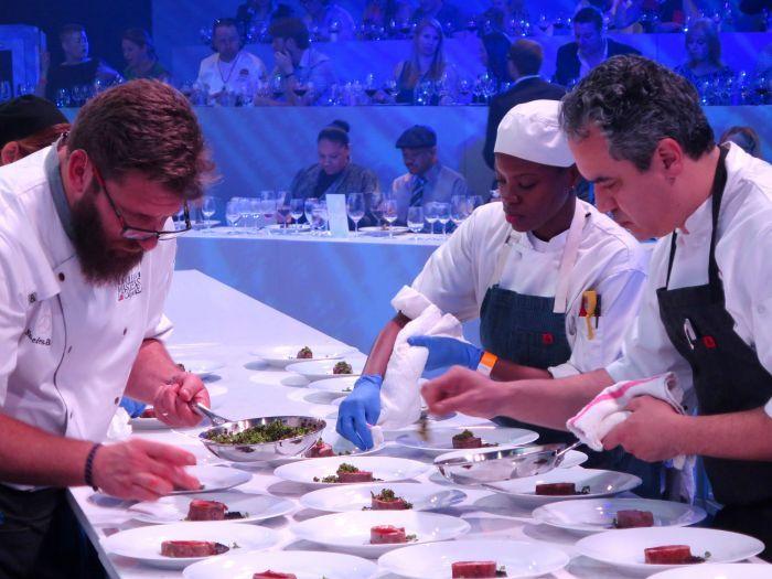 All Star Chef Classic, LA Live,cooking