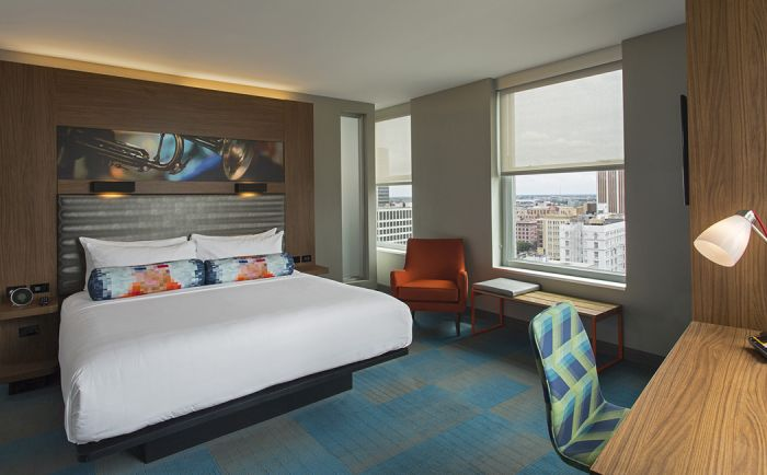 aloft New orleans