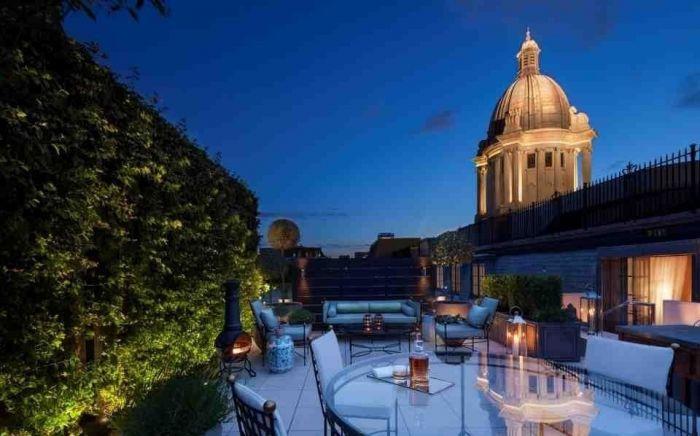 Luxury Travel Intelligence London Report