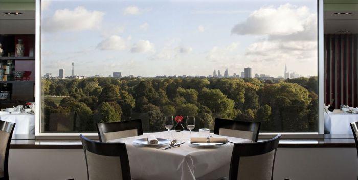 Restaurants Christmas Dinner London