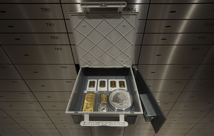 Sharps Pixley gold bullion london showroom