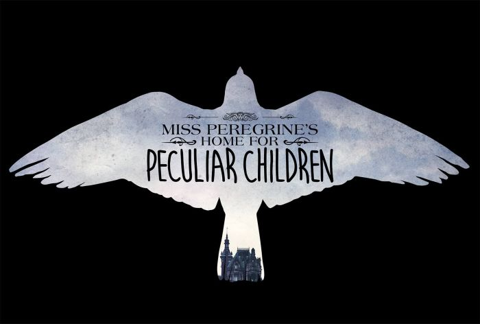 Miss Peregrine's Home for Peculiar Children,Ransom R