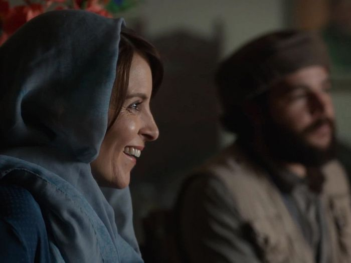 The Taliban Shuffle, tina fey,Whiskey Tango Foxtrot