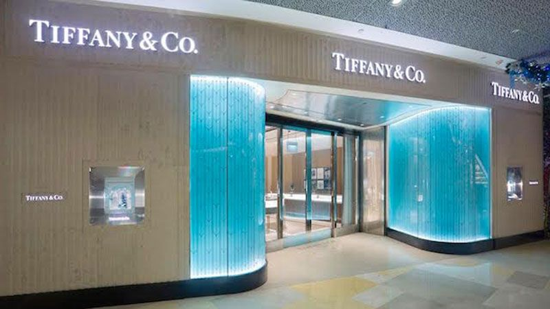 Tiffany & Co. ION Orchard