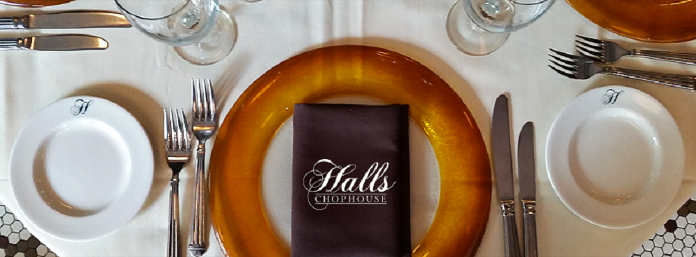 Halls Chophouse