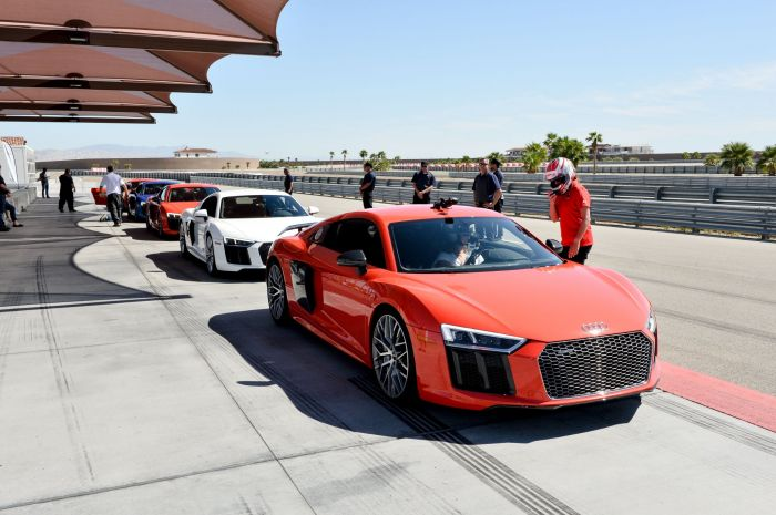Audi Holds First Womens Track Day With R Coupe - Day audi