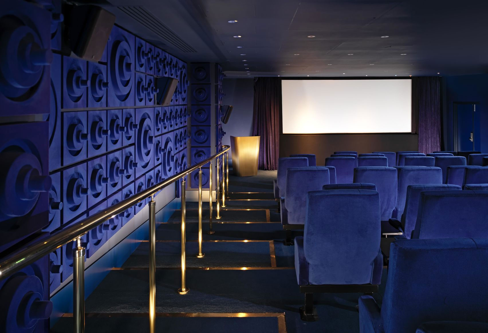 cinema hotels