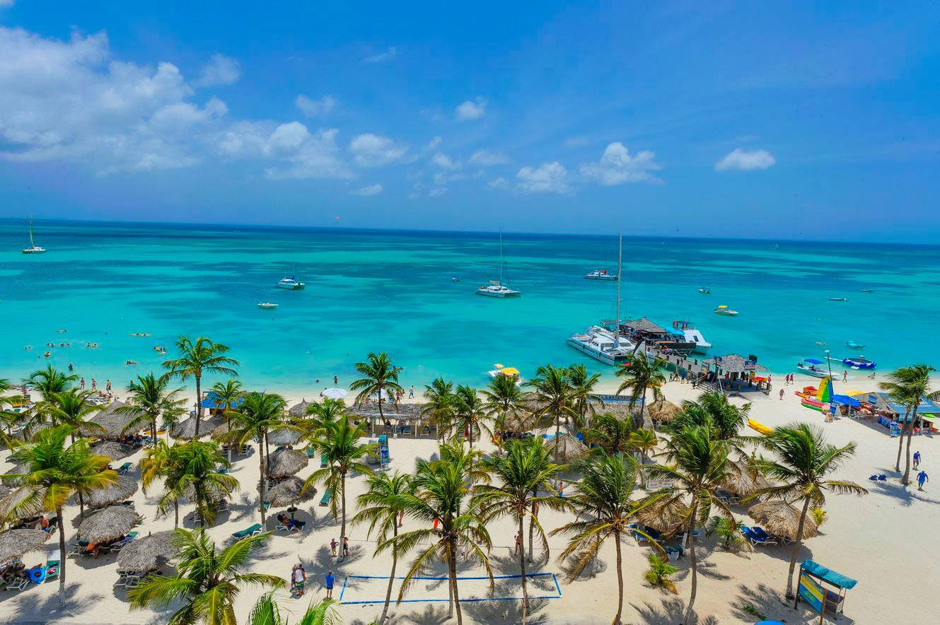 How To Plan Your Bachelorette Weekend In Aruba