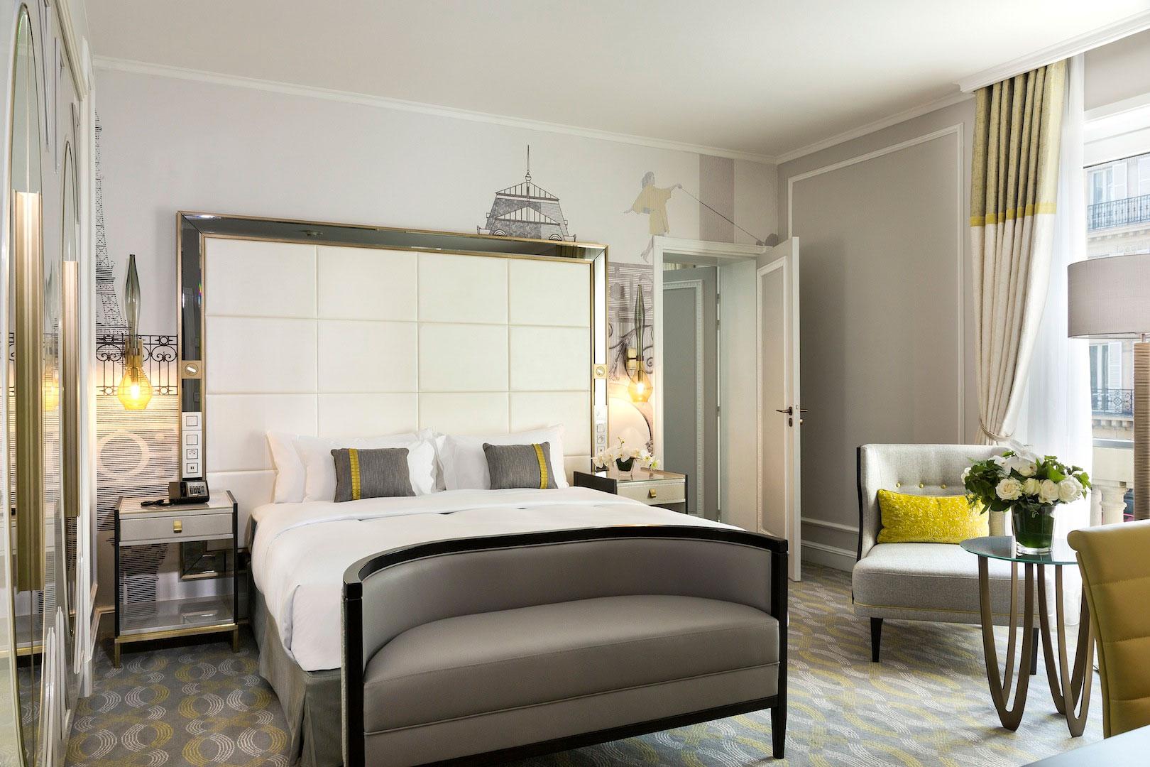 hilton paris opera. Hilton Paris   50M Renovation Adds New Life to the Historic Property