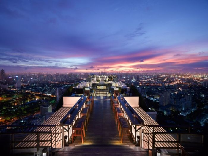 Vertigo Bangkok, Thailand