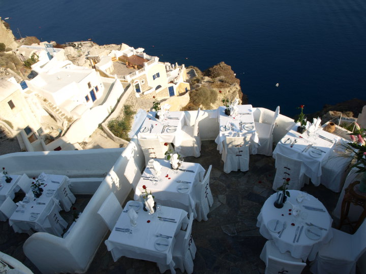 Ambrosia, Santorini, Greece