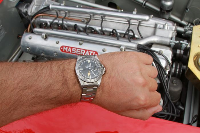 Rolex 'Steve McQueen' Explorer II