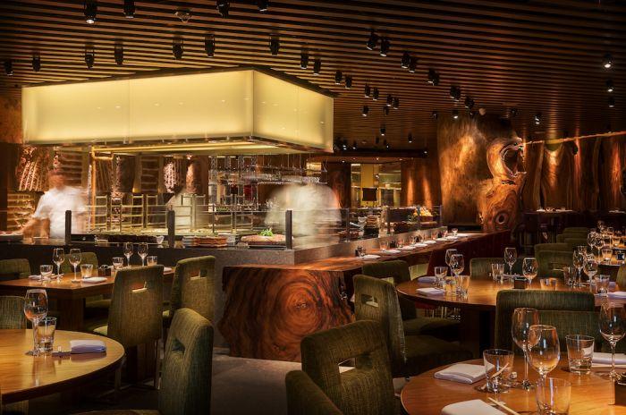 ZUMA Restaurant Las Vegas