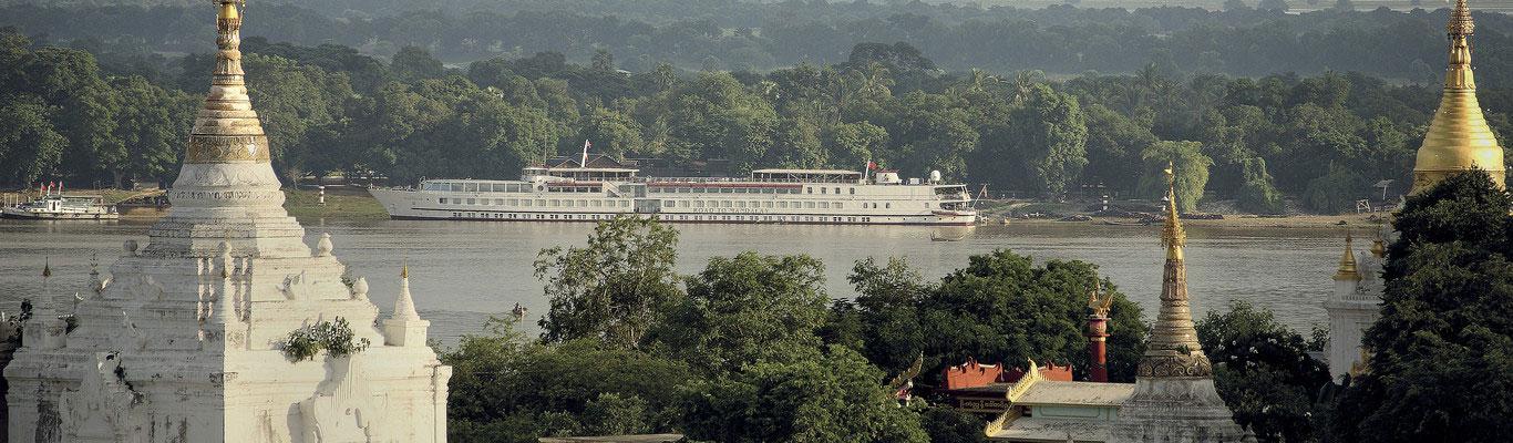Cruise, Myanmar, Belmond