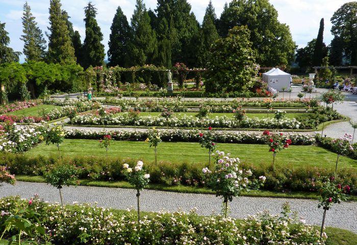 Mainau gardens