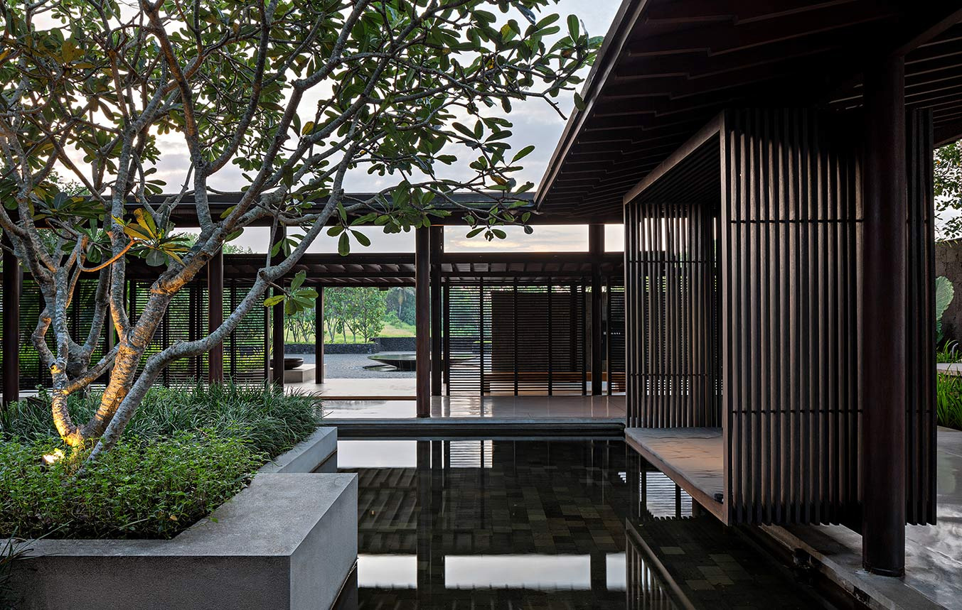 Bali House Plans Tropical Living Architect Soo Chan Launches New Lifestyle Brand With First