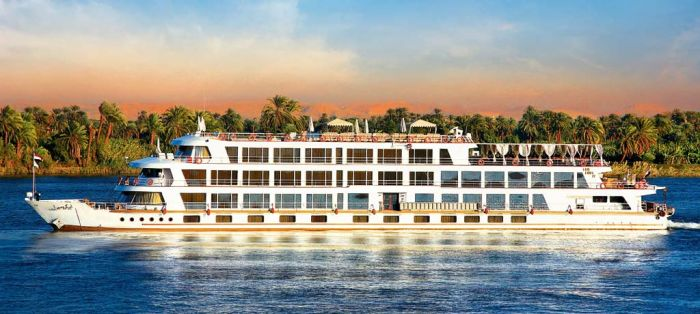 Abercrombie & Kent's Luxury Nile Cruise
