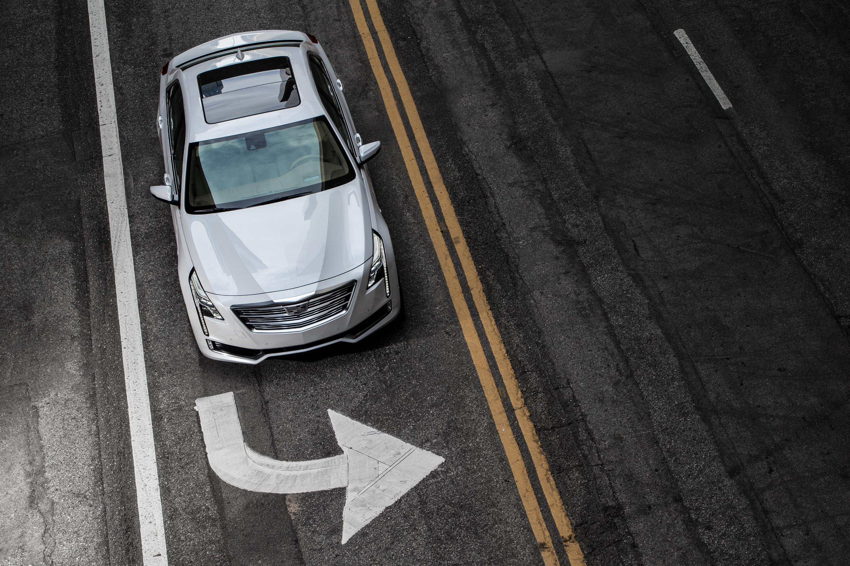 Cadillac 2017 CT6
