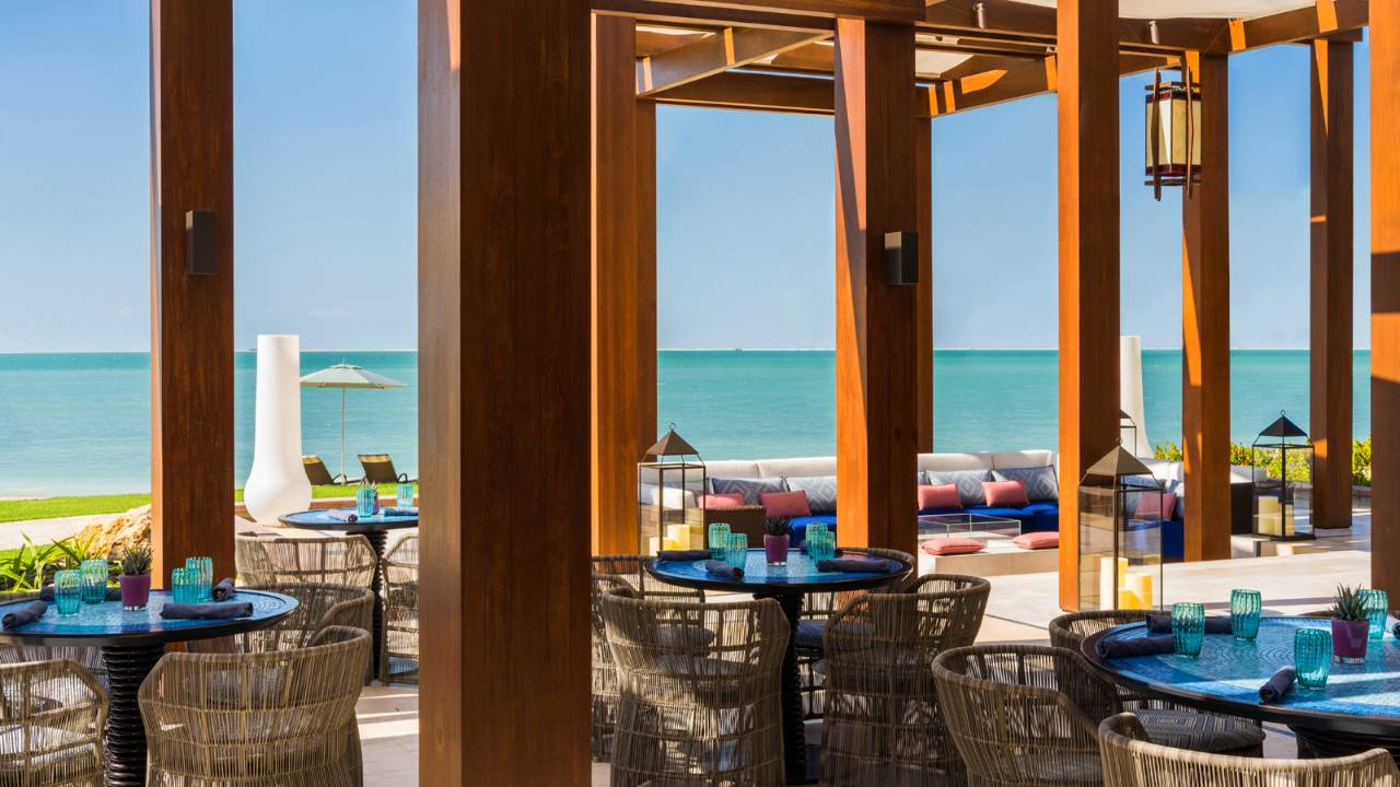 The Four Seasons Resort Dubai at Jumeirah Beach