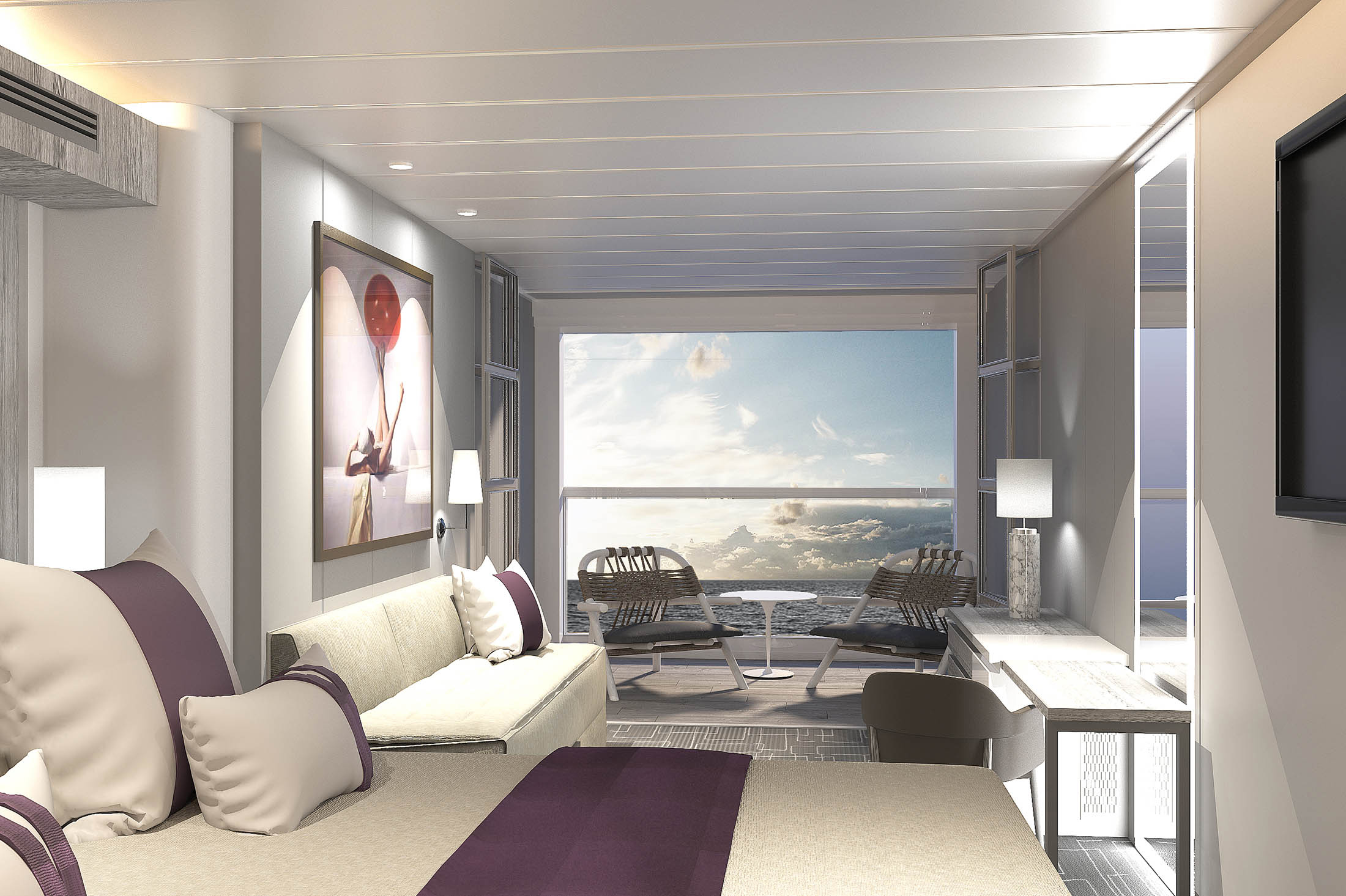 Msc Seaside Balcony Room Pictures Ship On Msc Seaside