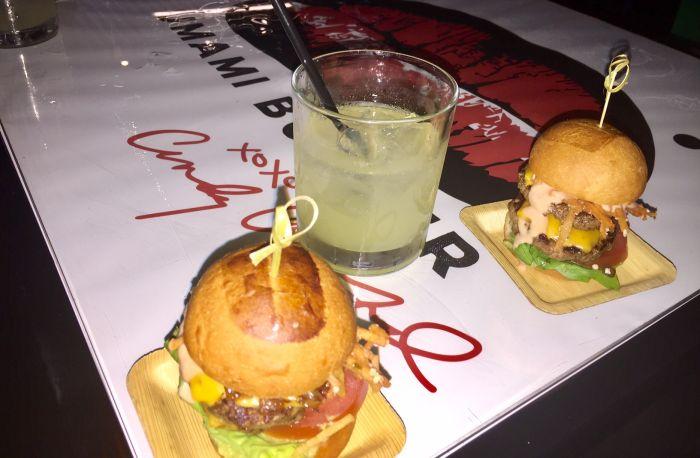 Cindy's Casa burgers