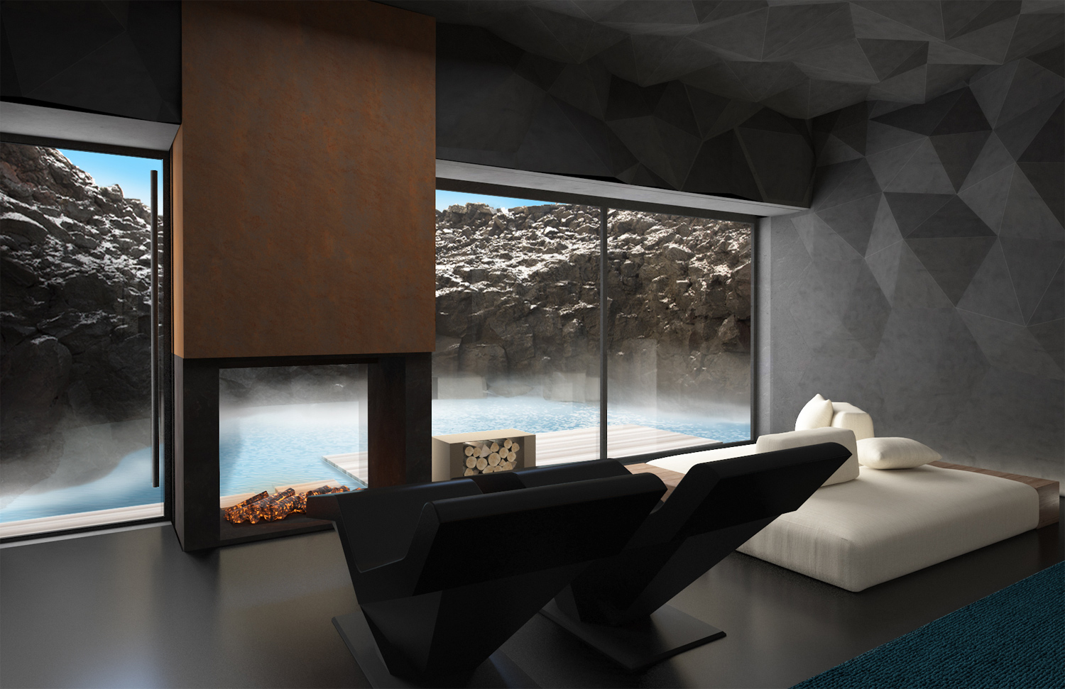 Iceland 39 s blue lagoon gets its first luxury hotel for Hotels near the blue lagoon iceland