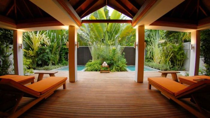 Anantara Veli Maldives Resort in the Maldives