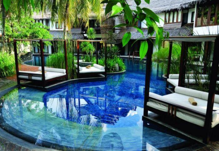Villa Samadhi in Kuala Lumpur, Malaysia