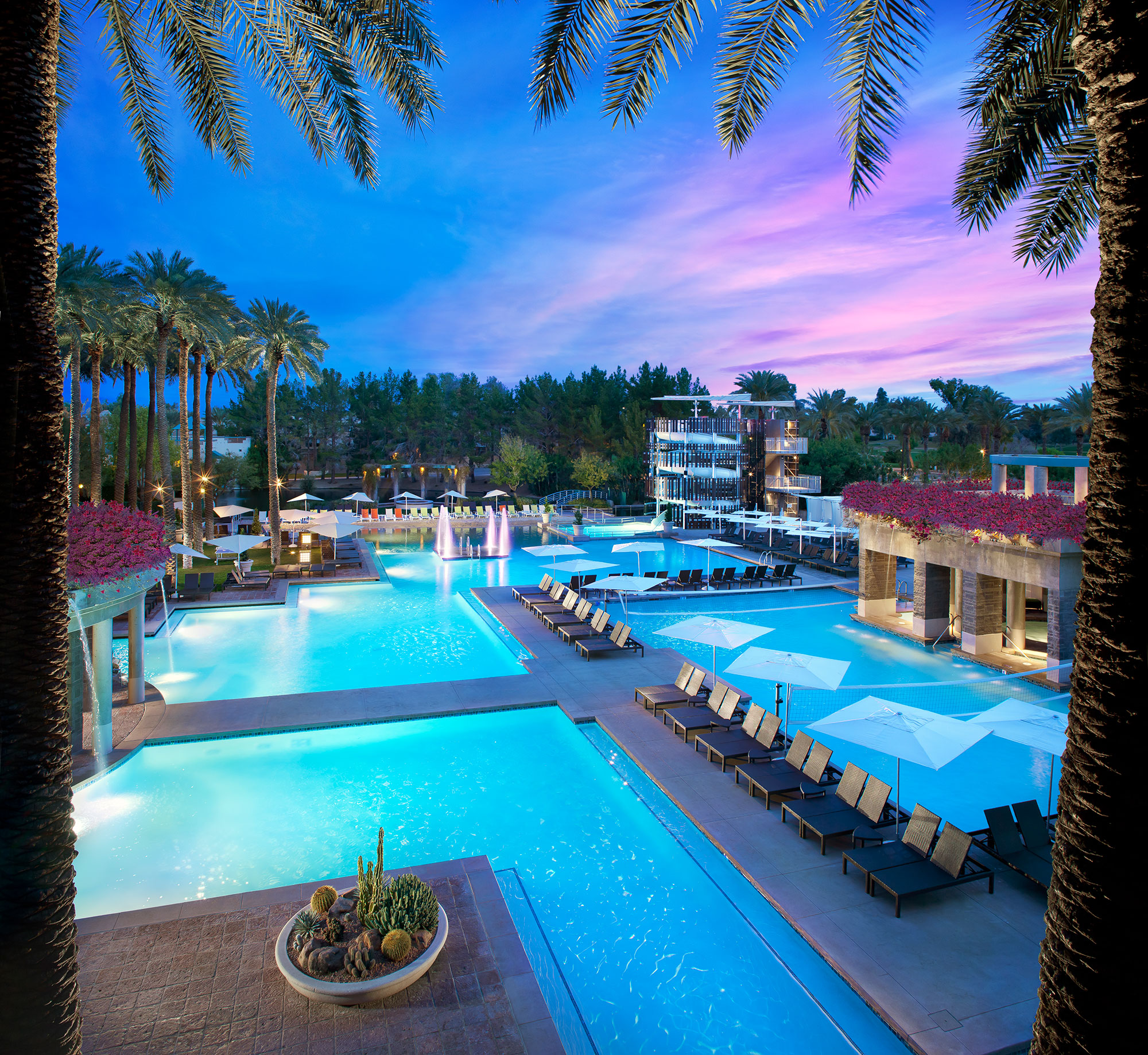 Family Friendly Spring Breaking At Hyatt Regency Scottsdale