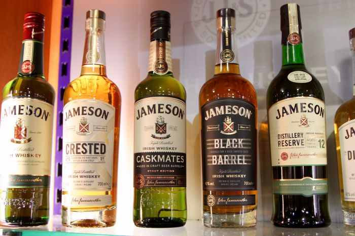 Jameson Expressions
