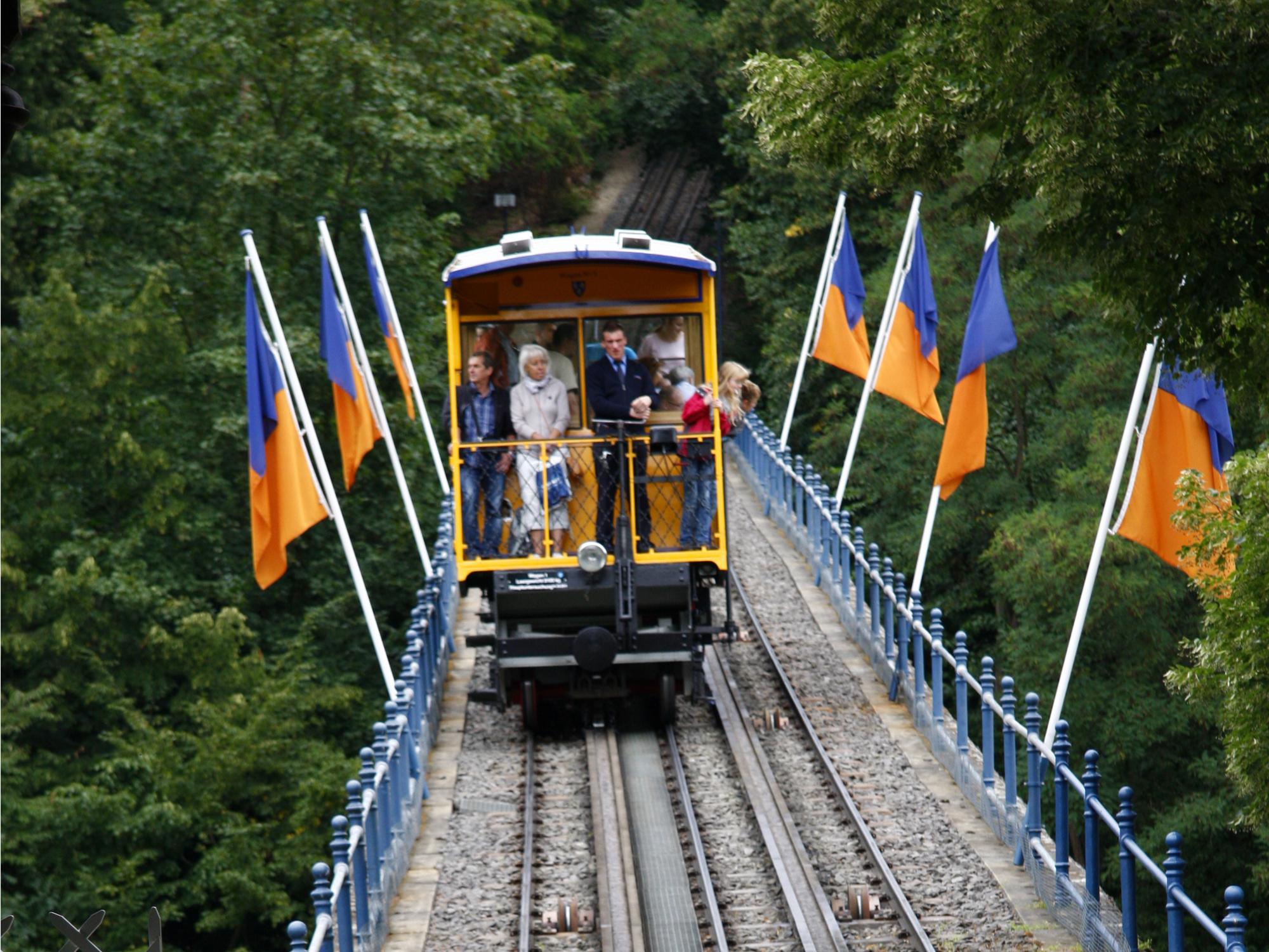 Nerobergbahn Mountain Train