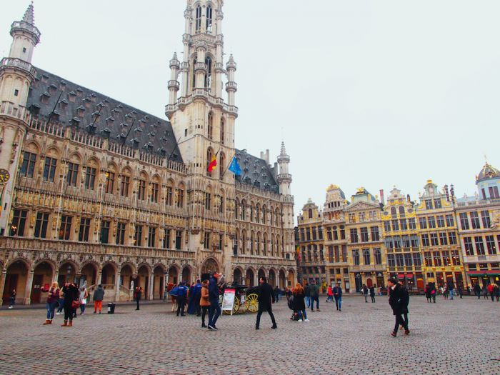 tour brussels
