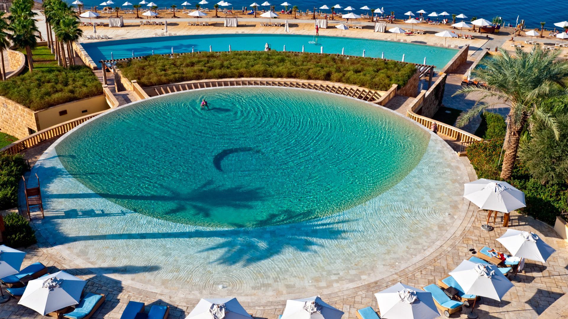 Kempinski Ishtar Dead Sea Jordan