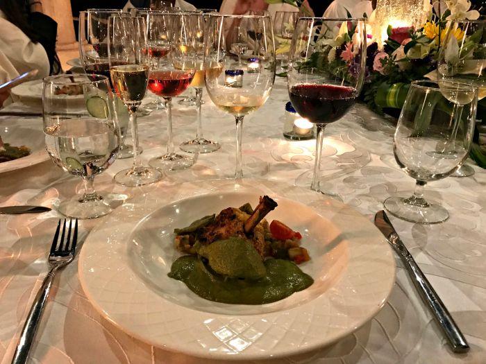 Dinner at La Roca